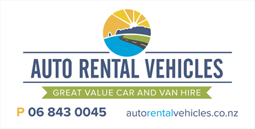 Auto Rental Vehicles - Napier, New Zealand